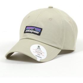 patagonia パタゴニア 38207 P-6 Label Trad Cap ペースボール キャップ ロゴタグ 帽子 コットン WSTO ユニセックス