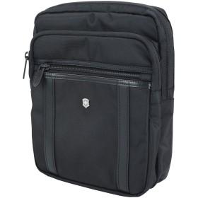 《セール開催中》VICTORINOX メンズ メッセンジャーバッグ ブラック ポリエステル Werks Professional 2.0, Crossbody Tablet Bag