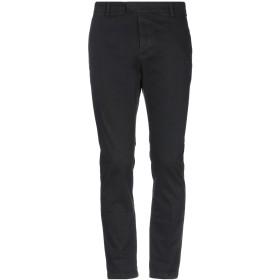 《期間限定セール開催中!》HAIKURE メンズ パンツ ブラック 33 コットン 98% / ポリウレタン 2%