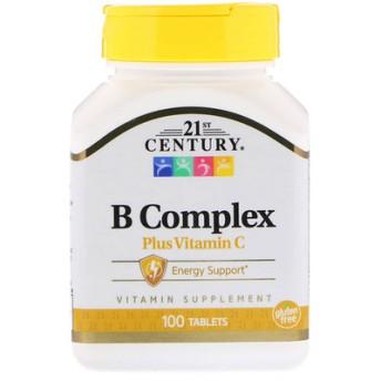 ビタミンB群+ビタミンC、100錠