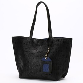 [マルイ]【セール】パスケース付きパンチングデザイントートバッグ/フィラノ(FIRANO)
