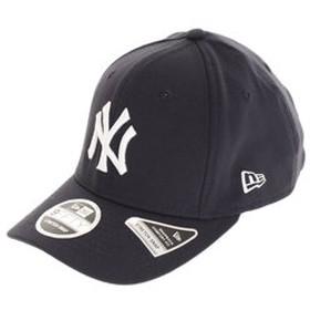 【Super Sports XEBIO & mall店:帽子】9FIFTY ストレッチスナップ ニューヨーク・ヤンキース ネイビー × ホワイト 12018937