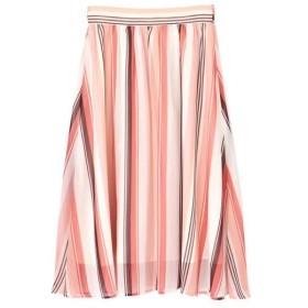 PROPORTION BODY DRESSING / プロポーションボディドレッシング  |美人百花 7月号掲載|ランダムシアーストライプスカート