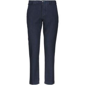 《期間限定 セール開催中》RO ROGER'S メンズ パンツ ダークブルー 34 コットン 54% / ウール 37% / ナイロン 9%