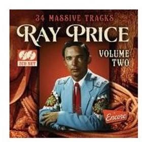 Ray Price / 34 Massive Tracks Vol.2 輸入盤 〔CD〕