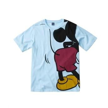 DISNEY(ディズニー) ミッキービッグプリント半袖Tシャツ(後ろ姿) Tシャツ・カットソー