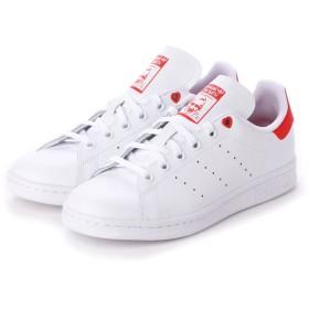 アディダス オリジナルス adidas Originals スタンスミス J STAN SMITH J (ホワイト/ホワイト/レッド)