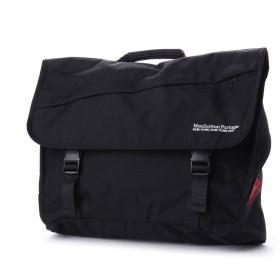 マンハッタンポーテージ Manhattan Portage Van Wyck Messenger Bag (Black)