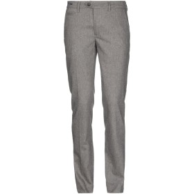 《期間限定セール開催中!》TELERIA ZED メンズ パンツ グレー 30 バージンウール 98% / ポリウレタン 2%