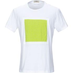 《セール開催中》RODA メンズ T シャツ ホワイト XL コットン 100%