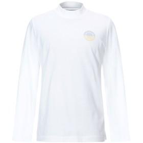 《期間限定セール開催中!》ONTOUR メンズ T シャツ ホワイト M コットン 100%