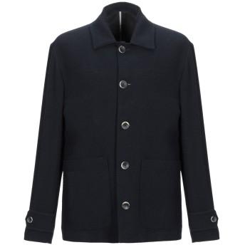 《セール開催中》LOW BRAND メンズ テーラードジャケット ダークブルー 4 ウール 80% / ナイロン 20%
