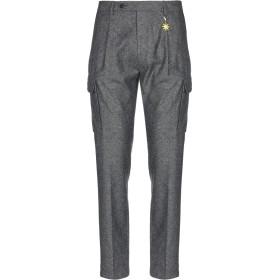 《セール開催中》GAZZARRINI メンズ パンツ グレー 44 ウール 60% / ポリエステル 40%
