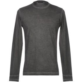 《期間限定セール開催中!》CROSSLEY メンズ T シャツ 鉛色 M コットン 100%