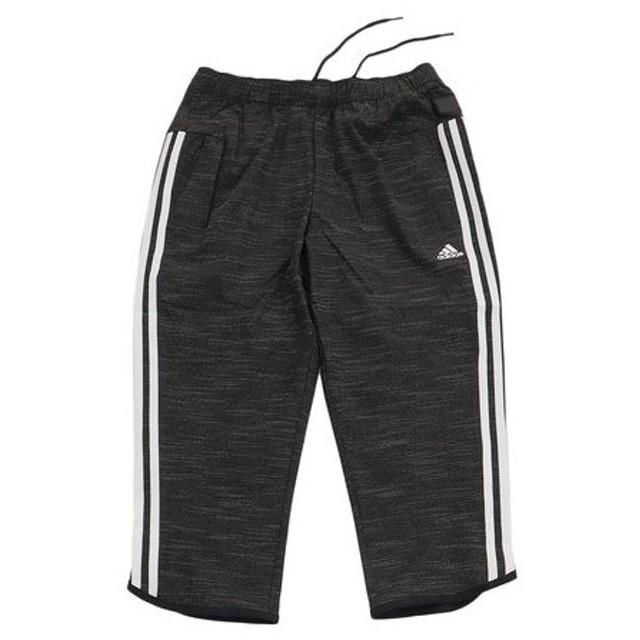 アディダス(adidas) 4/7 ストレッチライトウーブンカプリパンツ FTK77-DU9733 (Men's、Lady's)