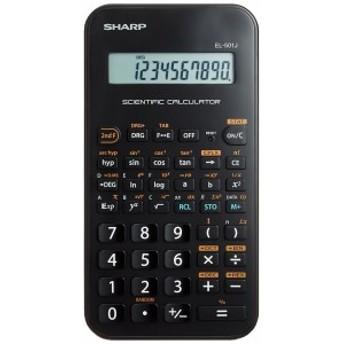 SHARP スタンダード関数電卓 ピタゴラス 68関数 EL-501J-X