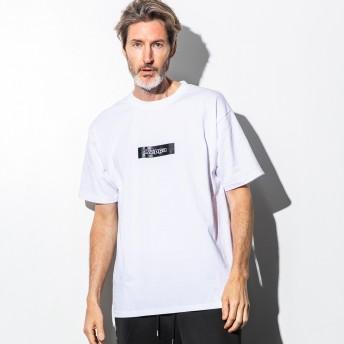 Tシャツ - SHIFFON Kappa(カッパ) ボックスロゴTシャツ(ホワイト/ネイビー/グレー/ブラック)