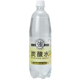 強炭酸水 レモン (1L15本入)