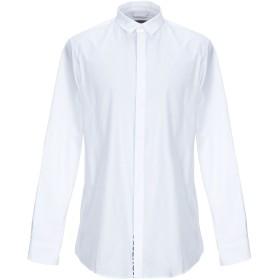 《期間限定セール開催中!》ICEBERG メンズ シャツ ホワイト XL コットン 100%