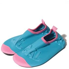 VacaSta Swimwear(Kids) CALIFORNIA SHOREバイカラーアクアシューズ(ターコイズ)【返品不可商品】