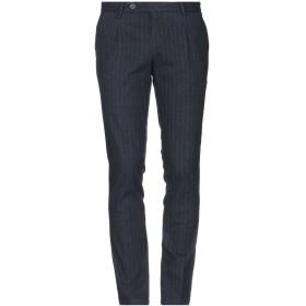《期間限定 セール開催中》PAOLONI メンズ パンツ ダークブルー 48 コットン 98% / ポリウレタン 2%