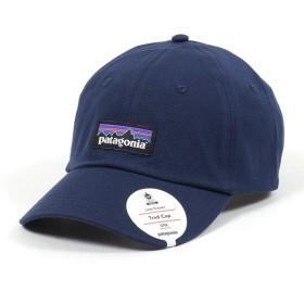 patagonia パタゴニア 38207 P-6 Label Trad Cap ペースボール キャップ ロゴタグ 帽子 コットン CNY ユニセックス