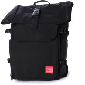 マンハッタンポーテージ Manhattan Portage Pixel Silvercup Backpack (Black)