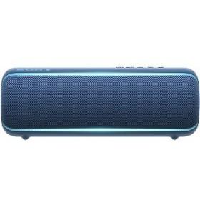 ソニー ワイヤレスポータブルスピーカー SRS-XB22 ブルー