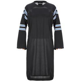 《セール開催中》DIESEL レディース ミニワンピース&ドレス ブラック XXS レーヨン 100%
