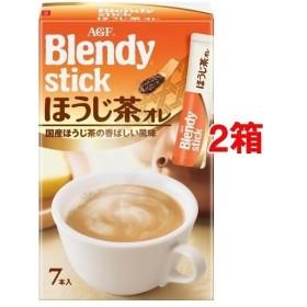 ブレンディ スティック ほうじ茶オレ ( 10g7本入2箱セット )/ ブレンディ(Blendy)