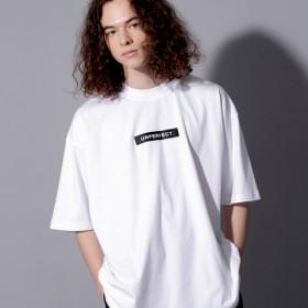 [マルイ] [WEB限定]UNPERFECTビッグシルエットTシャツ/メンズメルローズ(MEN'S MELROSE)