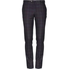 《セール開催中》PT01 メンズ パンツ ディープパープル 50 スーパー110 ウール 100%
