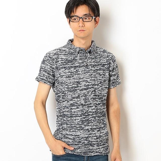 [マルイ]【セール】【1PIU1UGUALE3RELAX】バブリーパイルポロシャツ/アドポーション(ADOPOSION)