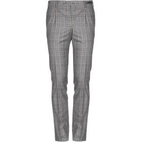 《期間限定セール開催中!》PT01 メンズ パンツ 鉛色 50 バージンウール 100%