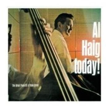Al Haig アルヘイグ / Al Haig Today 国内盤 〔CD〕