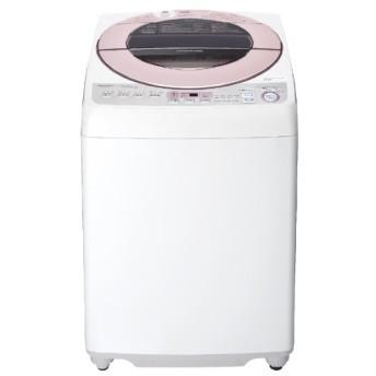 ES-GV7D-P 全自動洗濯機 ピンク系