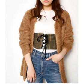 【SLY:トップス】GRIZZLY LOOSE C/D