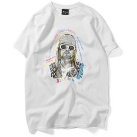 ALLY&DIA × NOVOL アリーアンドダイア × ノボル CART COVEIN TEE 半袖 Tシャツ AD19SS001 WHITE ホワイト