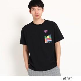 [マルイ]【セール】Tetris(R)Tシャツ/ザ ショップ ティーケー(メンズ)(THE SHOP TK Mens)