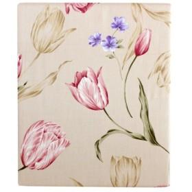 メリーナイト 日本製 綿100% 掛布団カバー フロムプラス 「ウェンディ」 シングルロング ベージュ FMP625008-96