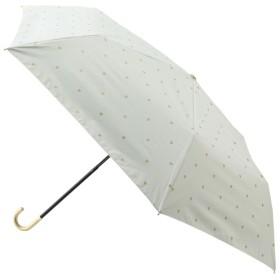 [マルイ] 【晴雨兼用】【UV加工】遮光ゴールドプチハートミニ傘/ビス(ViS)