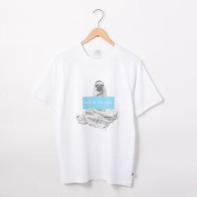 [マルイ]【セール】フォトプリントTシャツ/コーエン(メンズ)(coen)