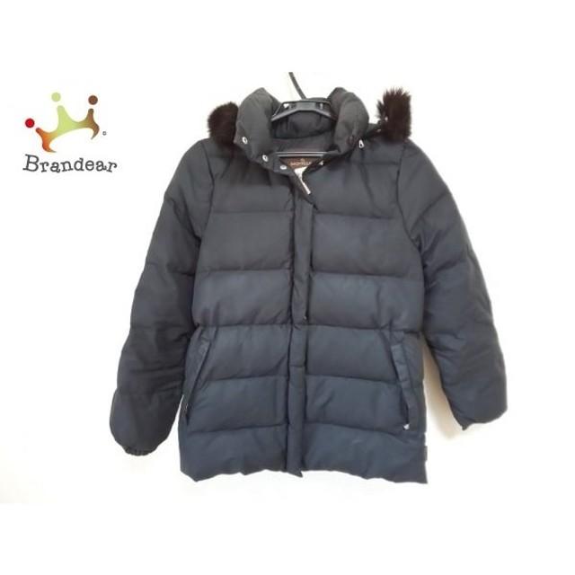 モンクレール MONCLER ダウンジャケット サイズ0 XS レディース - 黒 冬物  値下げ 20191011