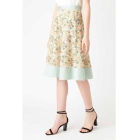 JILLSTUART / ジルスチュアート ◆レーシーフラワースカート