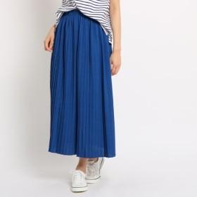 [マルイ]【セール】【WEB限定】【Lサイズあり】【ウエストゴム】選べるカラープリーツスカート/デッサン(レディス)(Dessin Ladies)