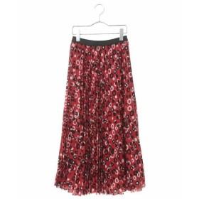 HIROKO BIS / ヒロコビス 【洗える】ランダムドットプリーツスカート