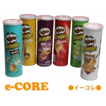 Pringles プリングルスアソート(158g×6種)(オリジナル・バーベキュー・ピザ・ランチ・ハニーマスタード・サワークリーム)