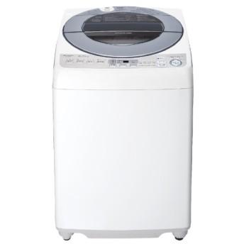 ES-GV8D-S 全自動洗濯機 シルバー系