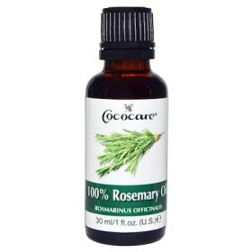 100%ローズマリーオイル、1液量オンス (30 ml)