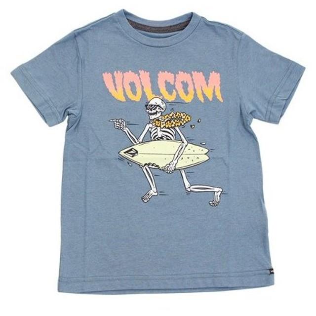 ボルコム(Volcom) Stoker Littl 半袖Tシャツ 18Y5711832 WHT (Jr)